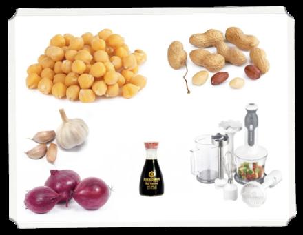 <!--:de-->Kichererbsenpüree mit Roten Zwiebeln<!--:--><!--:en-->Chickpea puree with red onions<!--:-->
