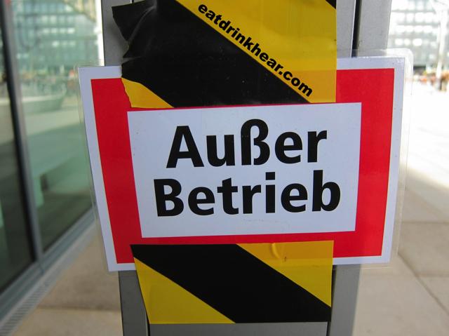 <!--:de-->Außer Betrieb – Chefkoch<!--:--><!--:en-->Außer Betrieb (Out of service) – Chefkoch<!--:-->