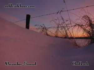 december sunset _ 640