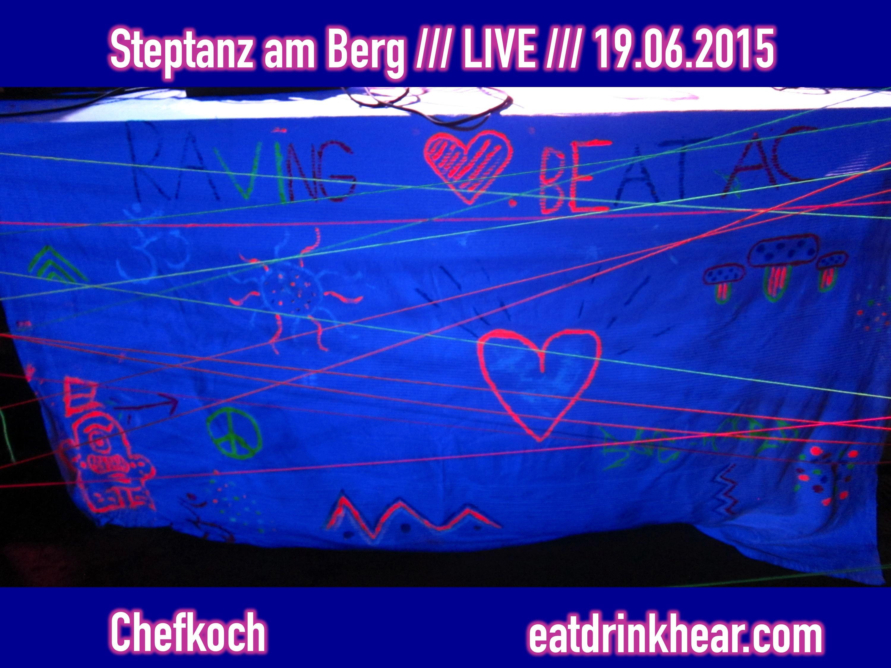 <!--:de-->Steptanz am Berg /// LIVE /// 19.06.2015 – Chefkoch<!--:--><!--:en-->Steptanz am Berg /// LIVE /// 19.06.2015 – Chefkoch<!--:-->