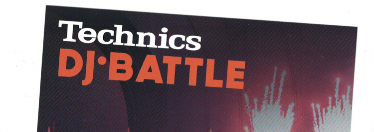 Technics DJ Battle 2017